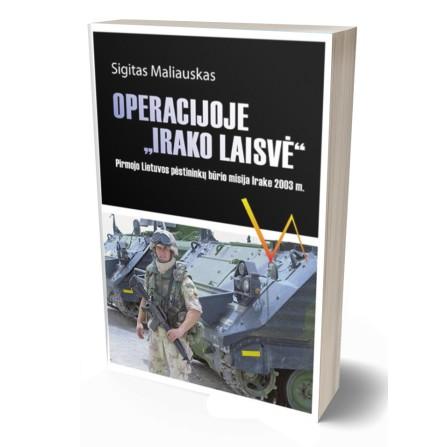 "Operacijoje ""Irako laisvė"""