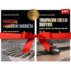 ERNESTO KUCKAILIO KNYGŲ RINKINYS